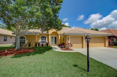 Osprey Single Family Home For Sale: 287 Park Trace Boulevard