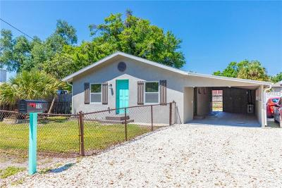 Bradenton Single Family Home For Sale: 712 26th Avenue W
