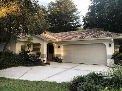 Sarasota Single Family Home For Sale: 4739 Tivoli Avenue