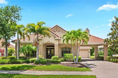 Bradenton Single Family Home For Sale: 504 Regatta Way