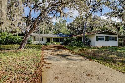 Sarasota Single Family Home For Sale: 2345 Oak Terrace