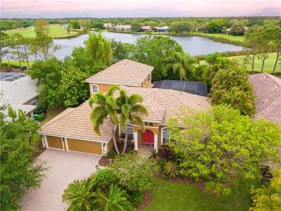 Sarasota Single Family Home For Sale: 3711 Eagle Hammock Drive