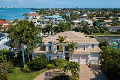 Longboat Key Single Family Home For Sale: 560 Hornblower Lane