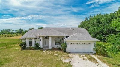 Palmetto Single Family Home For Sale: 9301 36th Avenue E