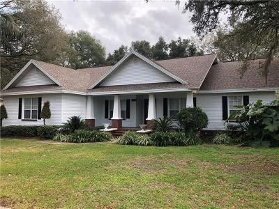 Lakeland Single Family Home For Sale: 1503 Sherwood Lakes Boulevard