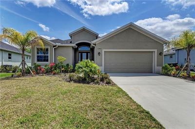 Parrish Single Family Home For Sale: 12441 Glenridge Lane