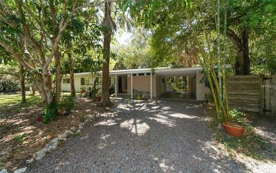 Sarasota Single Family Home For Sale: 4801 Eastchester Drive