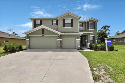 Deltona Single Family Home For Sale: 1340 Lake Baton Drive