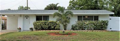 Bradenton Single Family Home For Sale: 2203 Bayshore Gardens Parkway