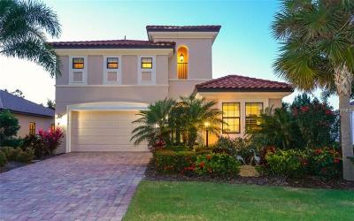 Lakewood Ranch Single Family Home For Sale: 15615 Leven Links Place