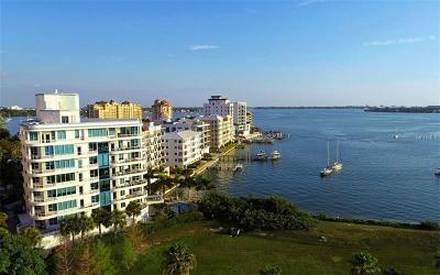 Bradenton, Longboat Key, Sarasota, Longboat, Nokomis, North Venice, Osprey, Siesta Key, Venice Condo For Sale: 136 Golden Gate Point #102