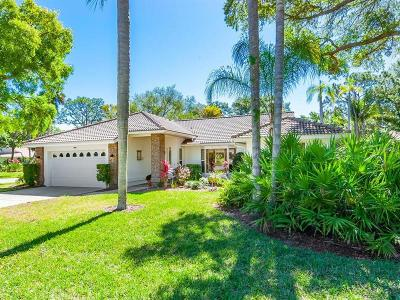 Bradenton Single Family Home For Sale: 5711 Garden Lakes Majestic