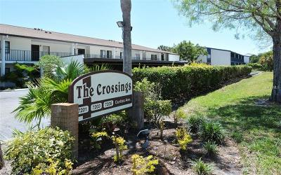 Sarasota Condo For Sale: 7205 Curtiss Avenue #2E