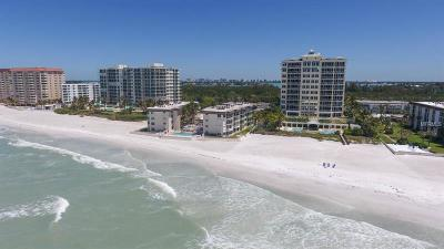 Sarasota Condo For Sale: 1900 Benjamin Franklin Drive #302A