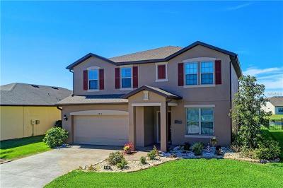 Parrish Single Family Home For Sale: 5815 112th Avenue E