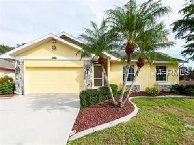 Sarasota Single Family Home For Sale: 2553 Wood Oak Dr