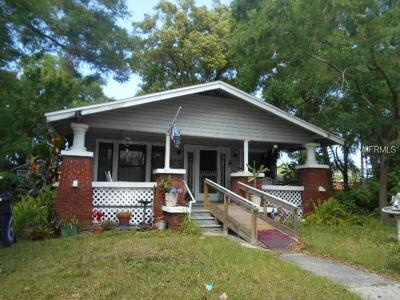 Tampa Single Family Home For Sale: 6710 N Wellington Avenue