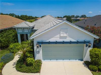 Bradenton Single Family Home For Sale: 12611 Deep Blue Place