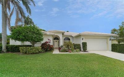 Sarasota Single Family Home For Sale: 4148 Hearthstone Drive