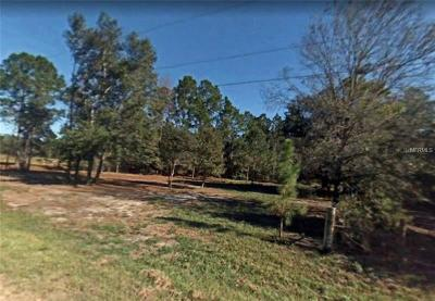 Lakeland Residential Lots & Land For Sale: 9560 Old Evergreen Trail