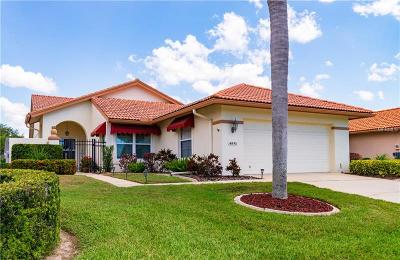 Bradenton Single Family Home For Sale: 4845 Kilty Court E