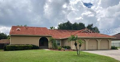 Orlando Single Family Home For Sale: 6309 Oak Meadow Bend