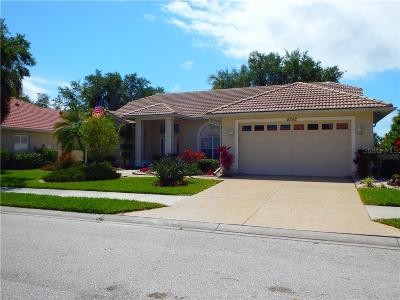 Venice Single Family Home For Sale: 4342 Via Del Villetti Drive