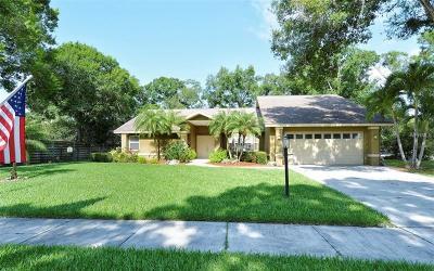 Sarasota Single Family Home For Sale: 4804 Proctor Oaks Court