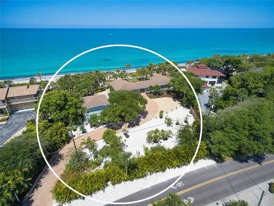 Single Family Home For Sale: 7880 Manasota Key Road