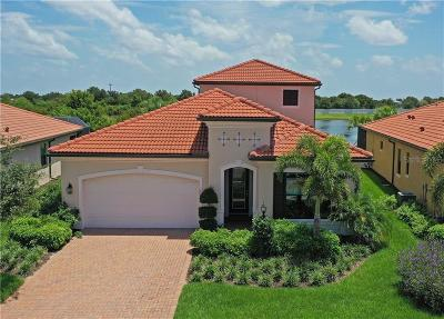 Bradenton Single Family Home For Sale: 10211 Marbella Drive
