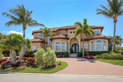 Longboat Key Single Family Home For Sale: 580 Putting Green Lane