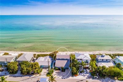 Anna Maria Single Family Home For Sale: 702 S Bay Boulevard