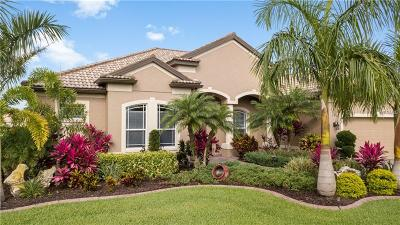 Bradenton Single Family Home For Sale: 618 148th Court NE