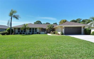 Sarasota Single Family Home For Sale: 3854 Torrey Pines Boulevard