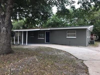 Bradenton Single Family Home For Sale: 806 18th Street E