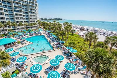 Bradenton, Longboat Key, Sarasota, Longboat, Nokomis, North Venice, Osprey, Siesta Key, Venice Condo For Sale: 230 Sands Point Road #3404
