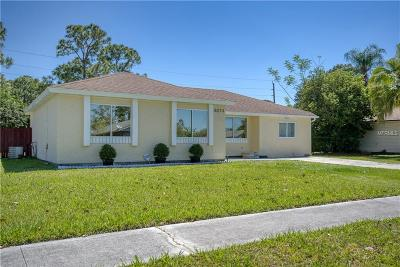North Port Single Family Home For Sale: 6273 Myrtlewood Road