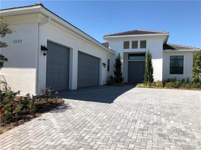 Single Family Home For Sale: 8989 Bernini Place