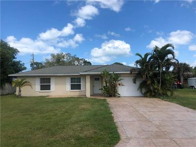 Venice Single Family Home For Sale: 1190 Graham Road