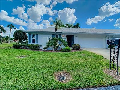 Bradenton Villa For Sale: 7307 7th Avenue W