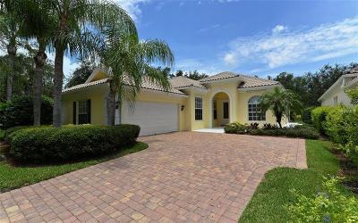 Sarasota Single Family Home For Sale: 5885 Ferrara Drive