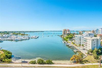 Sarasota Condo For Sale: 1111 N Gulfstream Avenue #11F