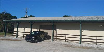 Manatee County Commercial For Sale: 7308 Verna Bethany Road