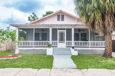 Single Family Home For Sale: 506 E Floribraska Avenue