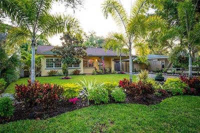 Sarasota Single Family Home For Sale: 3016 Bay Shore Circle