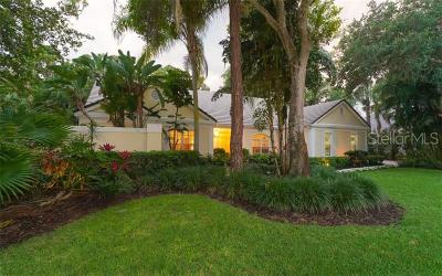 Osprey Single Family Home For Sale: 140 Sugar Mill Drive