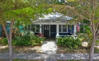 Sarasota Single Family Home For Sale: 651 Ohio Place