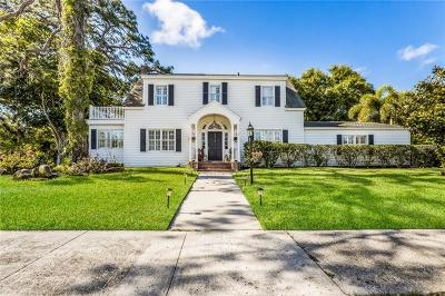 Single Family Home For Sale: 7762 Westmoreland Drive