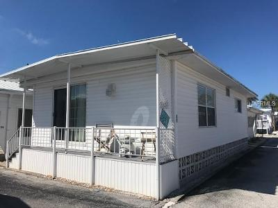 Charlotte County, Sarasota County, DeSoto County, Lee County Mobile/Manufactured For Sale: 89 Twin Shores Boulevard