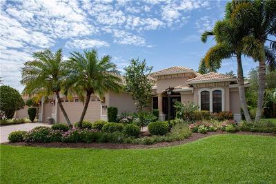 Sarasota Single Family Home For Sale: 4595 Tuscana Drive
